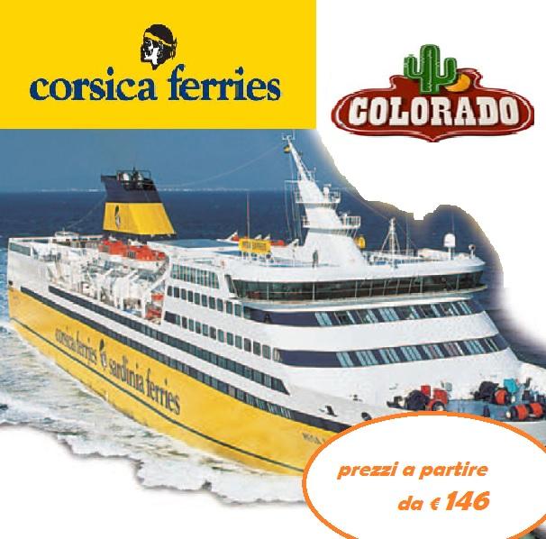Corsica Ferries week end in Corsica