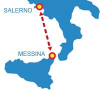 Caronte & Tourist traghetto Sicilia