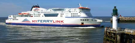 My Ferry Link Sea France