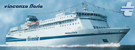 Tirrenia di Navigazione - Ferries Florio